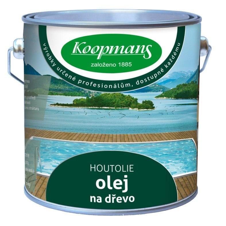 Koopmans HOUTOLIE - olej na dřevo