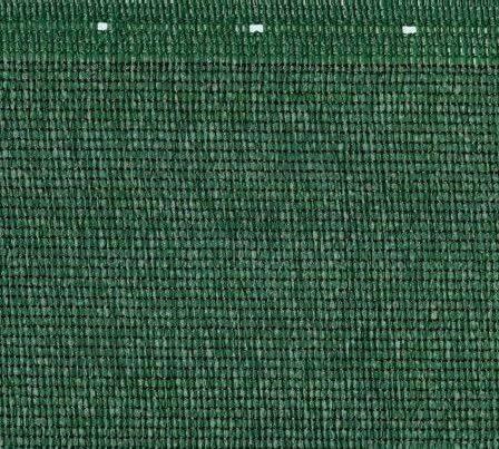 Stínící tkanina PloteS zelená 150g/1m² stínivost 72%