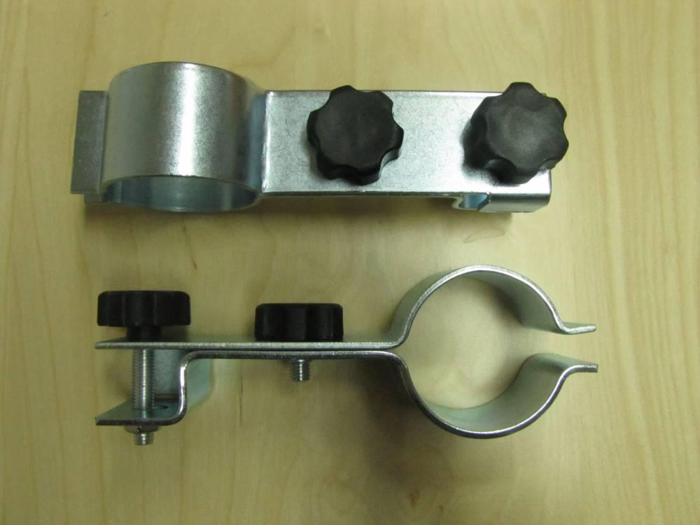 Kovová vzpěra k poloboku HEX50