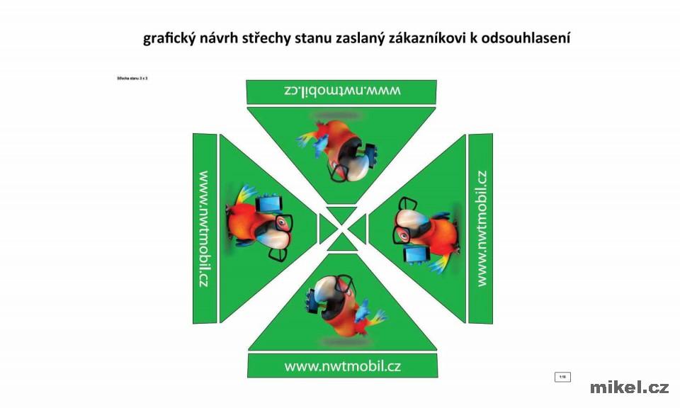 Grafický návrh potisku