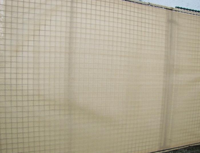 Stínící sítě na plot PloteS pískové 180g/1m² stínivost 90% - cena za roli
