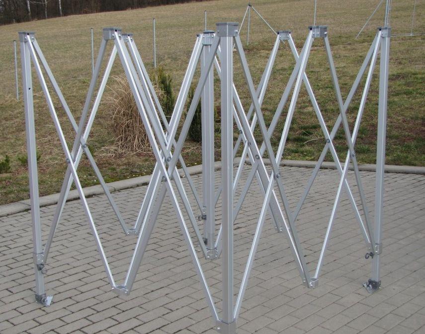 Nůžková konstrukce čtyřhran 37x37mm