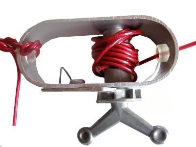Naviják na ocelové lanko do max. průměru 4,5mm