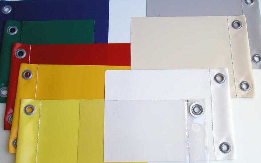 Metráž plachtoviny PVC
