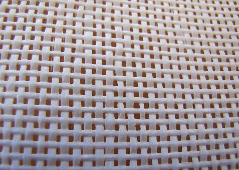 Reklamní PVC síť detail