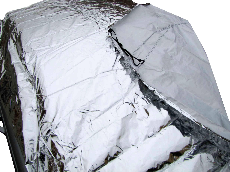 Plachty na auta TOP k zakrytí střechy a skel karoserie