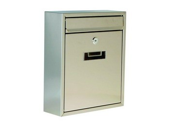 Poštovní schránka nerez