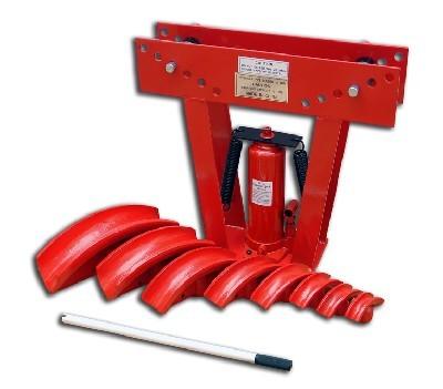 Hydraulická ohýbačka trubek přenosná