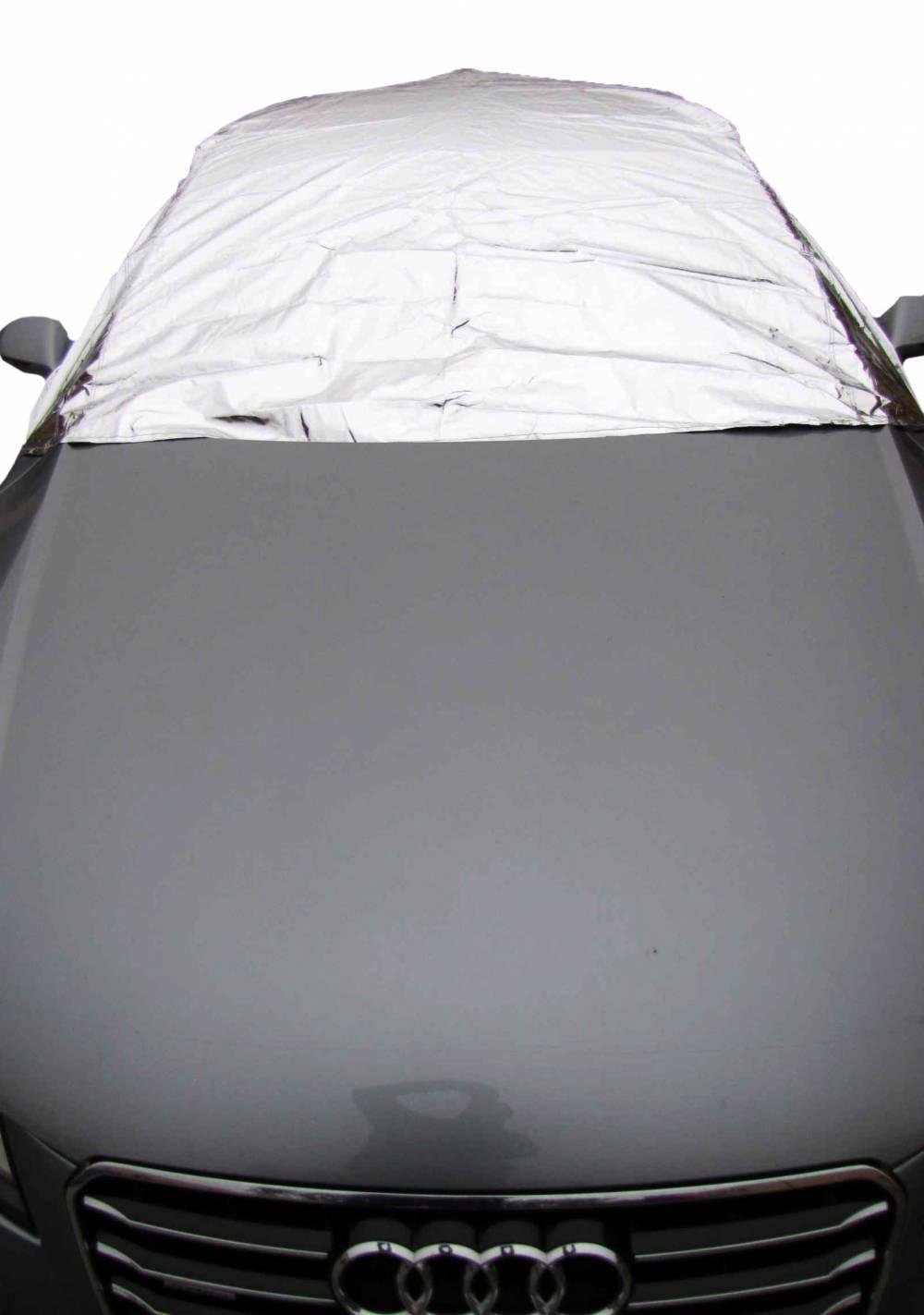 Plachty na auta k zakrytí střechy a skel karoserie