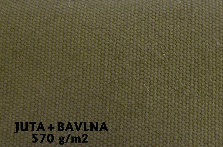 Celtovina bavlna+juta 570g/m²