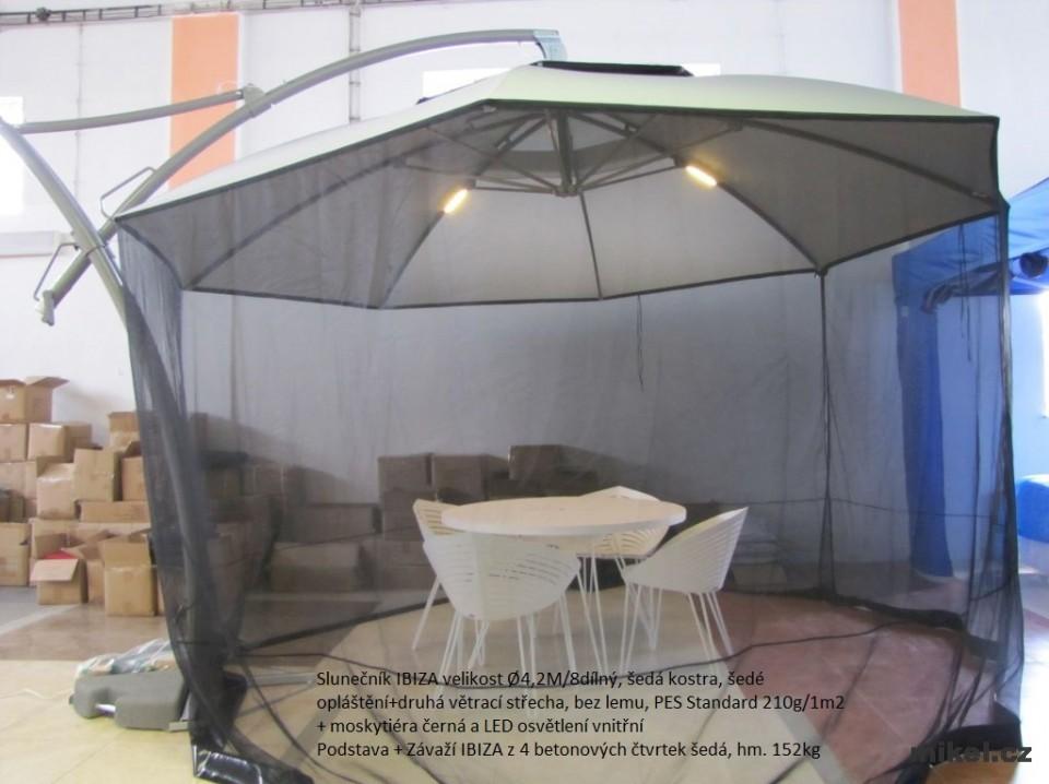 Slunečník Ibiza Litex