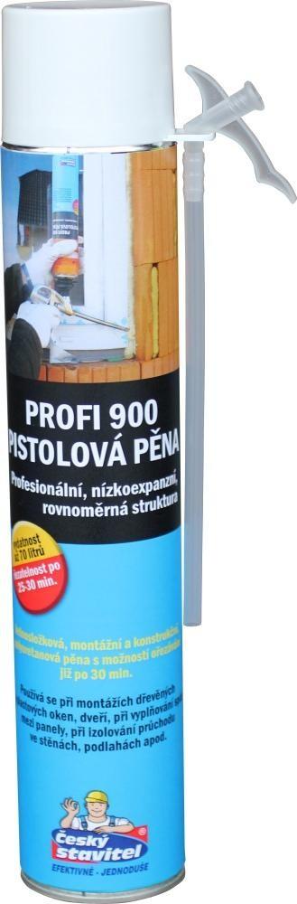 PROFI 900 pistolová pěna ČS